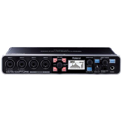 UA-1010 Octa-Capture High-Speed USB Audio Interface