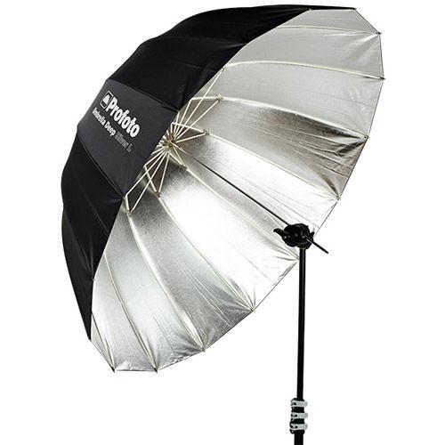Umbrella Deep Silver, 130cm