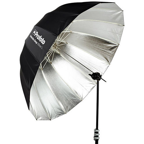 Umbrella Deep Silver, 130cm