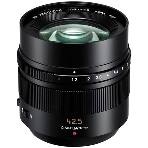 Leica DG Nocticron 42.5mm f/1.2 ASPH Power OIS Lens