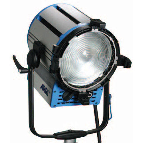 """T5 5000W Fresnel, Stand Model 10"""" Lens (27.7 lbs)"""
