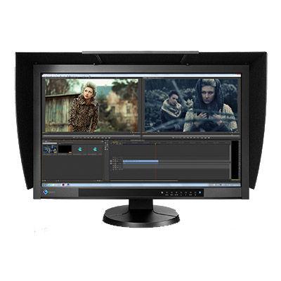 "CG277-BK 27"" 2560x1440 IPS LED Black,  99% Adobe RGB Coverage DP/DVI/HDMI"