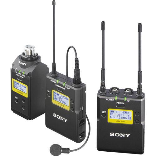 UWPD16/14 Plug-on Transmitter  UWP Hybrid Digitalo ENG Combo PAC