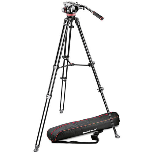 MVK502AM1 Kit With MVT502AM Tripod, MVH502A Head, and Padded Bag