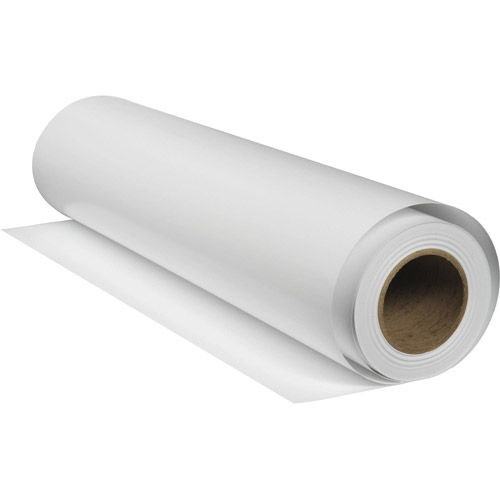 "36"" x 100' Adhesive Luster 240gsm 9.5mil Roll"
