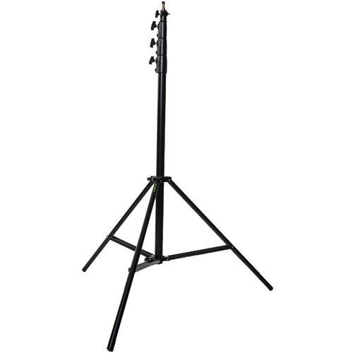 Large HD 4.0 m Air Cushion Light Stand Black