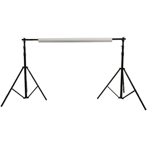 2.9 m Background Kit (Include Stands, 3.9 m 4 Section Bar and Bag)