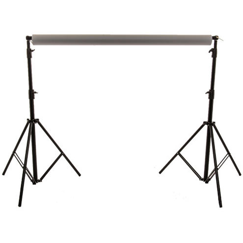 2.5 m Background Kit (Include Stands 3 m Telescopic Bar and Bag)