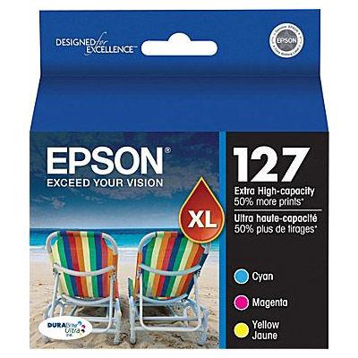 T127520-S Color Multipack Ink Cartridge, Sensomatic for