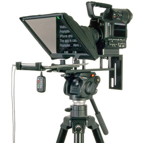 TP300-B Teleprompter Kit For  iPad and Android Tablets