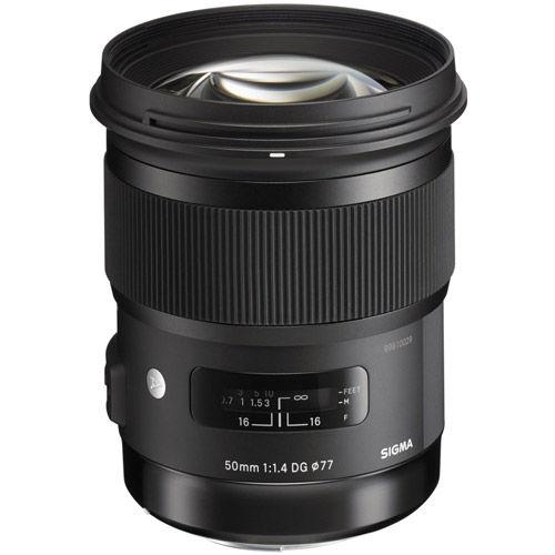 50mm f/1.4 DG HSM Art Lens for Nikon