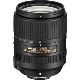 Nikon AF-S DX NIKKOR 18-300mm f/3.5-6.3 G ED VR Lens