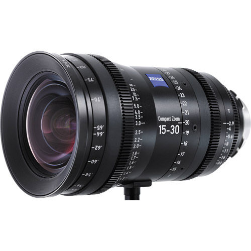 CZ.2 15-30/T2.9 T* MFT Wide Cine Zoom (feet)