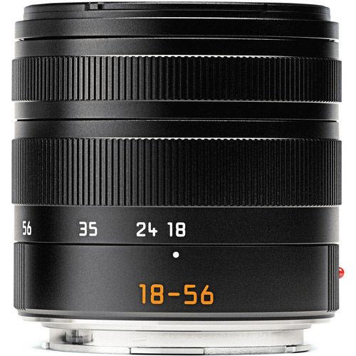 18-56mm f/3.5-5.6 ASPH Vario-Elmar-TL Black Lens