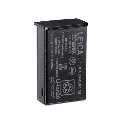 BP-DC 13 Lithium-Ion Battery, Black for TL Body