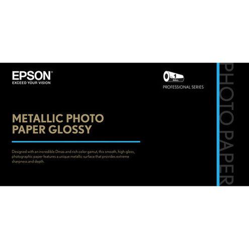 """24"""" x 100' Metallic Photo Paper Glossy"""