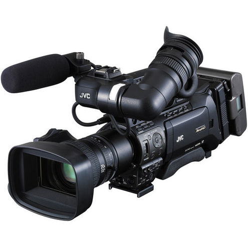 GY-HM850U ProHD Shoulder Camcorder with Fujinon 20x AF/ OIS ENG Lens