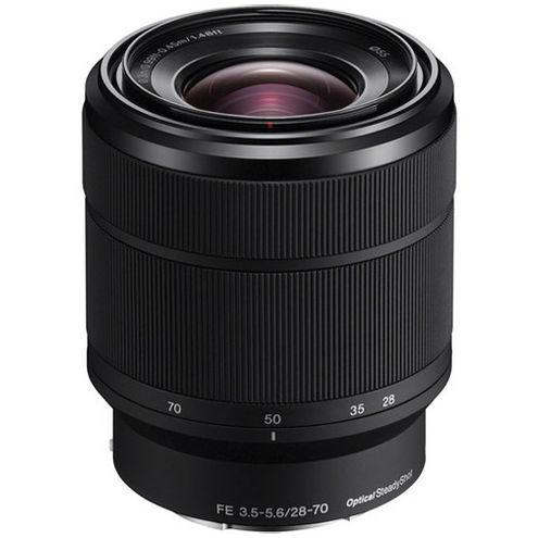 SEL FE 28-70mm f/3.5-5.6 OSS E-Mount Lens