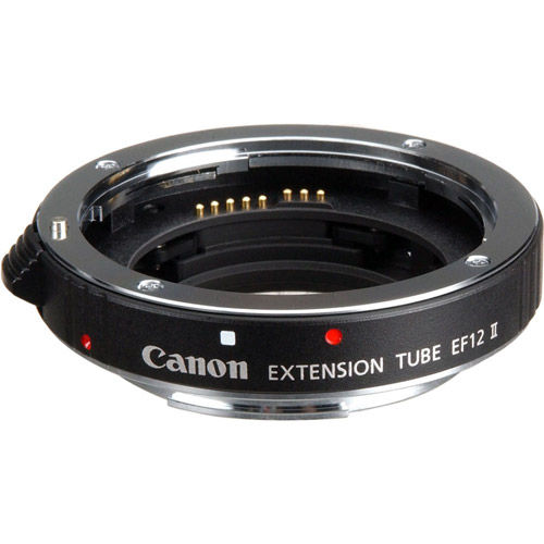 EF12 II Extension Tube Lumenera Corp