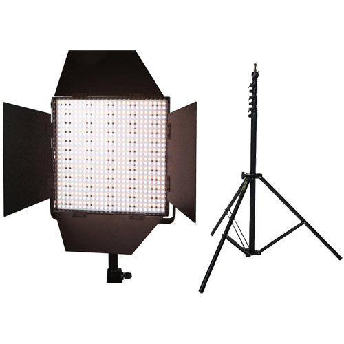 LG-600CS LED Light Bi-Colour with Mantis Light Stand