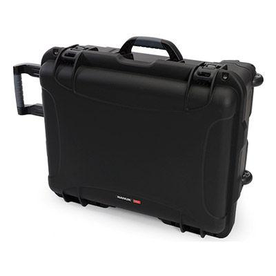 950 Case w/ foam - Black