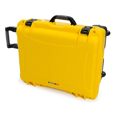 950 Case Yellow w/padded divider