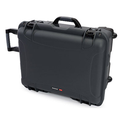 950 Case Graphite w/padded divider