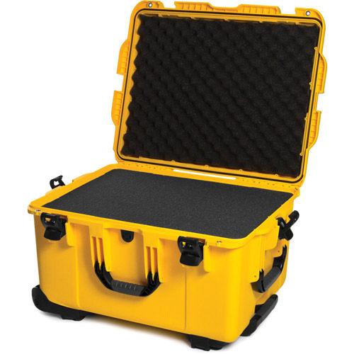 960 Case w/ foam - Yellow
