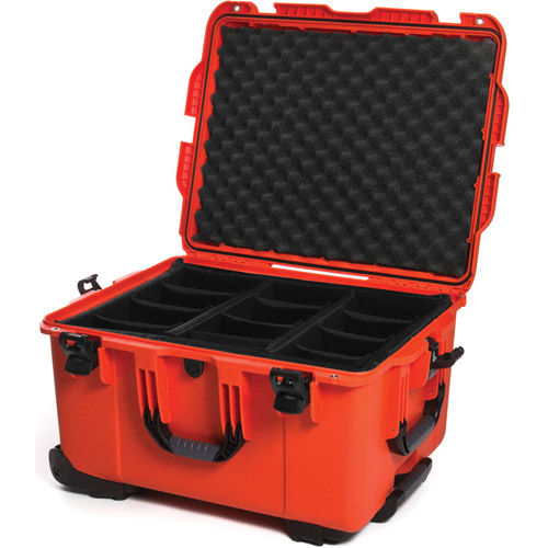 960 Case w/Padded Divider - Orange