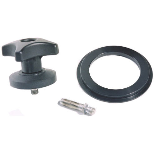 Adapter 75/100 For 75mm Fluid Heads and 100mm Tripods