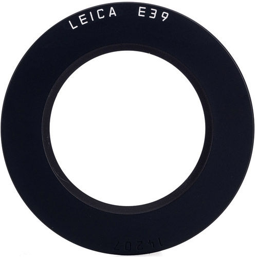 Adapter E39 for Universal Polarizing Filter M