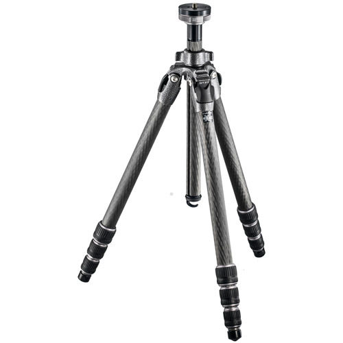 Series 2 eXact Carbon Fibre Tripod- 4 Section