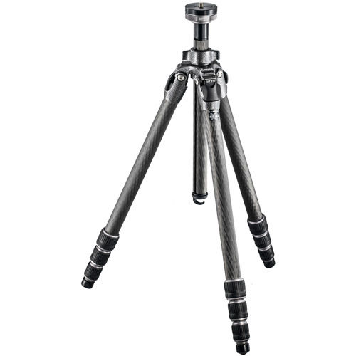 Series 2 eXact Carbon Fibre Tripod- 4 Section Long