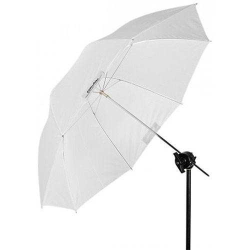 """Translucent Umbrella Medium Shallow, M (105 cm/41"""")"""