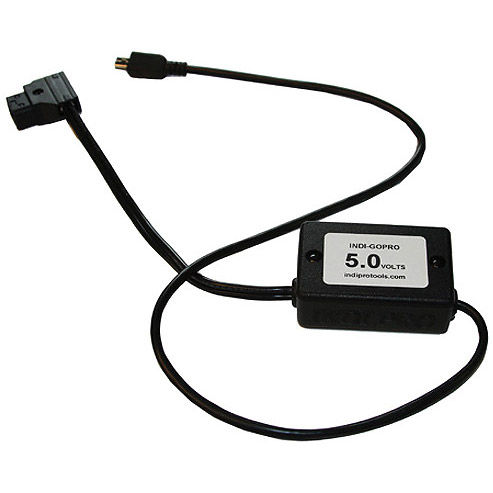 Power Tap Cable For GoPro Hero 3