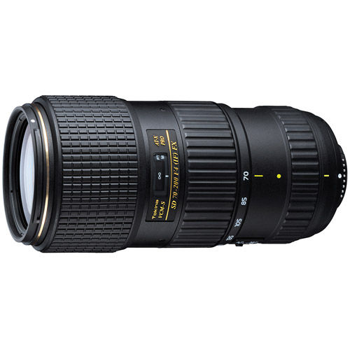 AT-X 70-200mm f/4.0 PRO FX Lens for Nikon