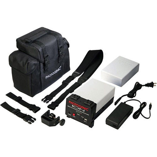 Ion Inverter With Spare Battery and Case Kit