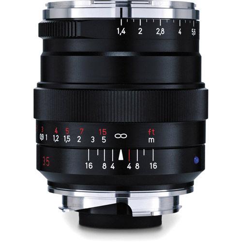 Distagon T* 35mm f/1.4 ZM Black