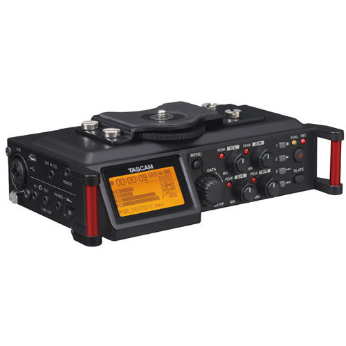 DR-70D Linear PCM Recorder