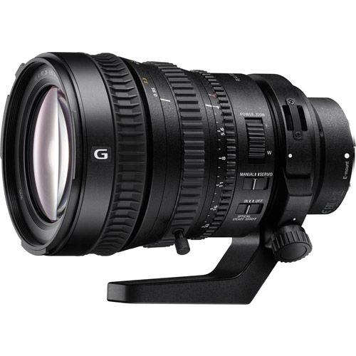 SEL FE 28-135mm f/4.0 G OSS Power Zoom E-Mount Lens