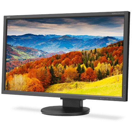 """EA273WMI-BK - 27"""" LCD Monitor LED, IPS, 1080p, HDMI/DP/DVI-D Pivot, Adjustable Sand, Speakers"""