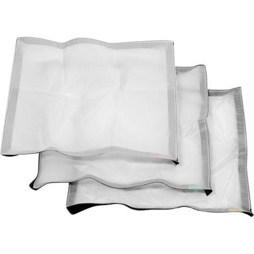 Cloth Set for Softbox Astra 1x1 abd Hilio D12/T12