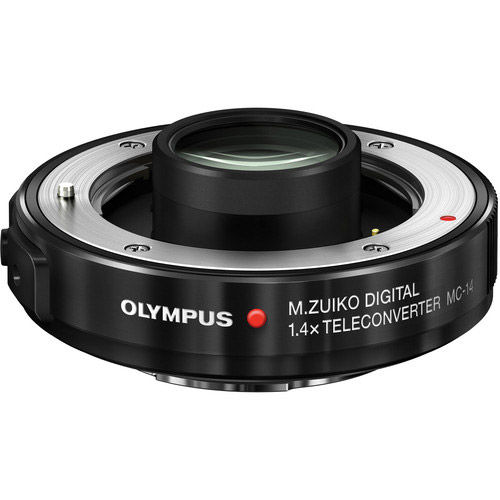M.Zuiko Digital MC-14 1.4x Tele-Converter for ED 40-150mm f/2.8 PRO & ED 300mm f/4.0 PRO Lenses