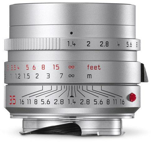35mm f/1.4 ASPH Summilux-M Silver Lens (E46)