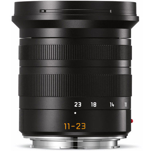 11-23mm f/3.5-4.5 ASPH Super-Vario-Elmar-TL Black Lens