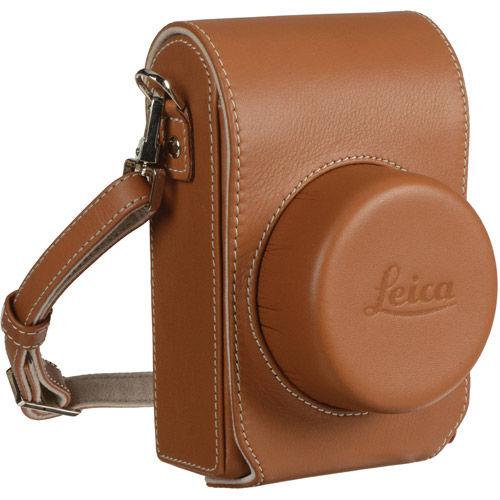 D-Lux (Type 109) Case, Cognac Leather