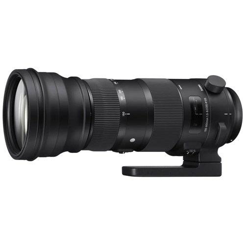 SPORT 150-600mm f/5.0-6.3 DG OS HSM Lens for Canon