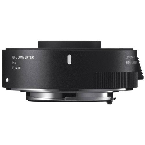 TC-1401 1.4x Tele-Converter for Canon (Art, Sport & Contemporary Lenses only)