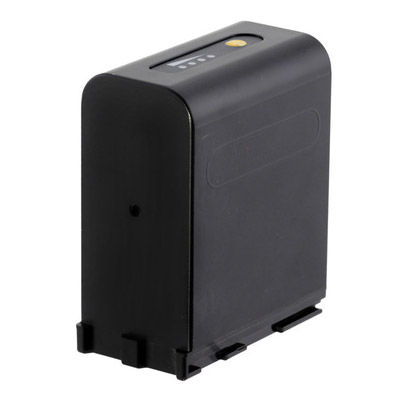 High Capacity Canon DV Battery