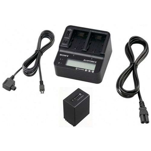 ACCV1BPA Accessory Kit For V Batteries Camcorders
